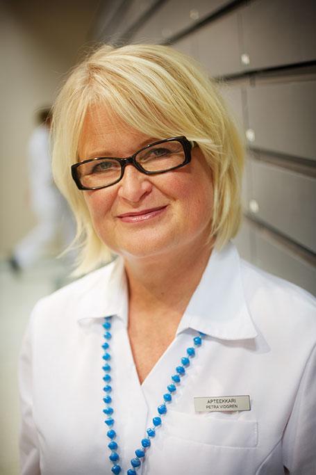 Niiralan Apteekki, Kuopio Apteekkari Petra Vidgren